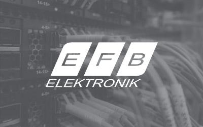 Markenentwicklung für EFB Elektronik